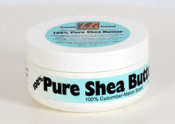 4oz pure shea butter in (unscented)