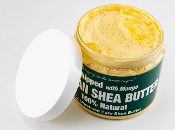 Scented Whipped Shea Butter