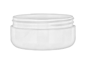 4 oz Plastic Jars (Low Profile)
