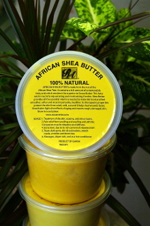 Summer Promotion - 12 x 16 oz Pack Shea Butter